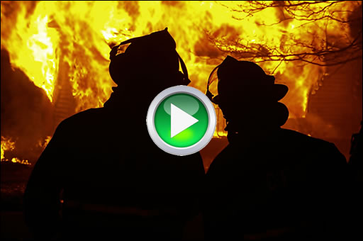 Mutual Aid Barn Fire