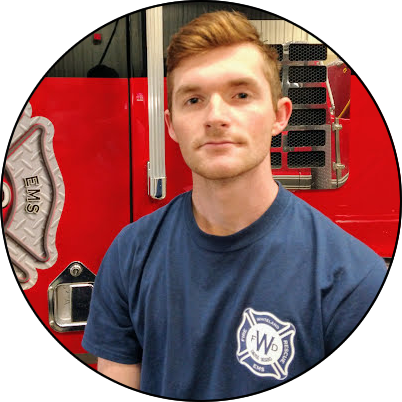 7133 Bailey Gregory, Firefighter