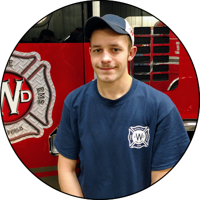 7128 Bailey Powers, Firefighter